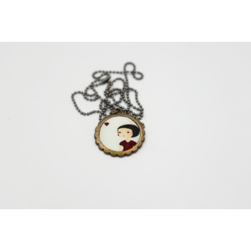 Princess and the frog - Art print
