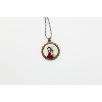 Maria Antoinette  -Mini print