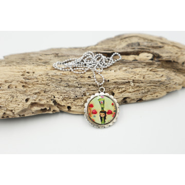 ♥  Cinderella  - XL buttons 59mm